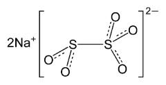 Nátrium metabiszulfit