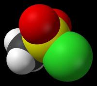 Metánszulfonsav klorid